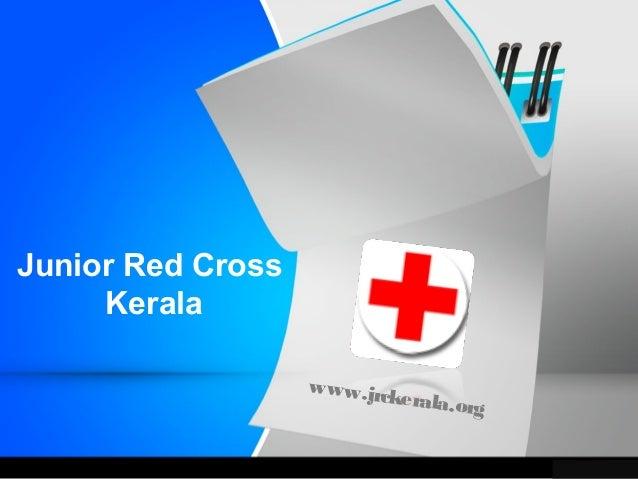 Junior Red Cross Kerala www.jrckerala.org