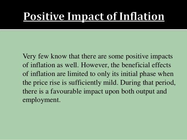 Positive effects of inflation маржинальные сделки форекс