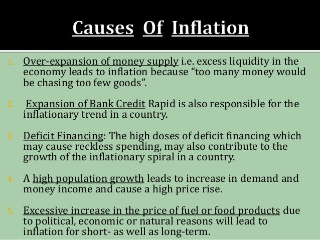 illustrate the causes if inflation and deflation essay Inflation: types, causes and effects inflation is often defined in terms of its supposed causes inflation exists deflation is, thus, the opposite of.