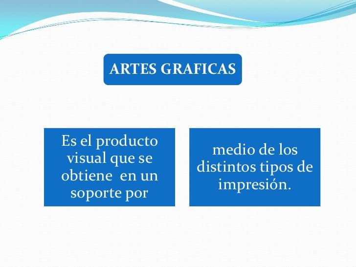 HISTORIA DE LAS ARTES GRAFICAS Slide 3