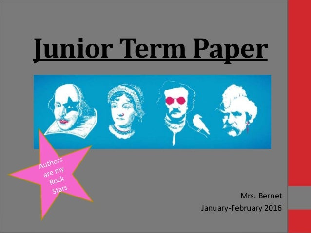 buying a term paper Look for quality term papers for sale you can buy term paper material all over the internet, as it is a popular business but the quality or originality of this .