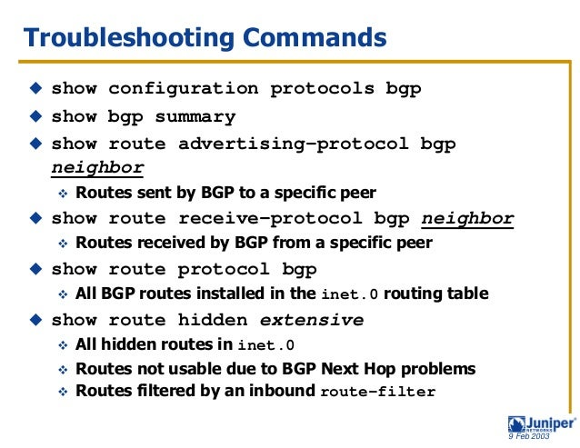 troubleshoot bgp The purpose of this document is to provide a systematic approach to help troubleshoot situations when a border gateway protocol (bgp) router.
