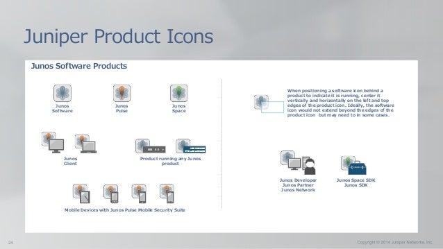 Junos Software Products Juniper Product Icons Product running any Junos product Junos Developer Junos Partner Junos Networ...
