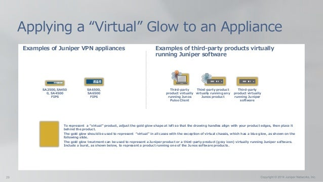 """Applying a """"Virtual"""" Glow to an Appliance To represent a """"virtual"""" product, adjust the gold glow shape at left so that the..."""