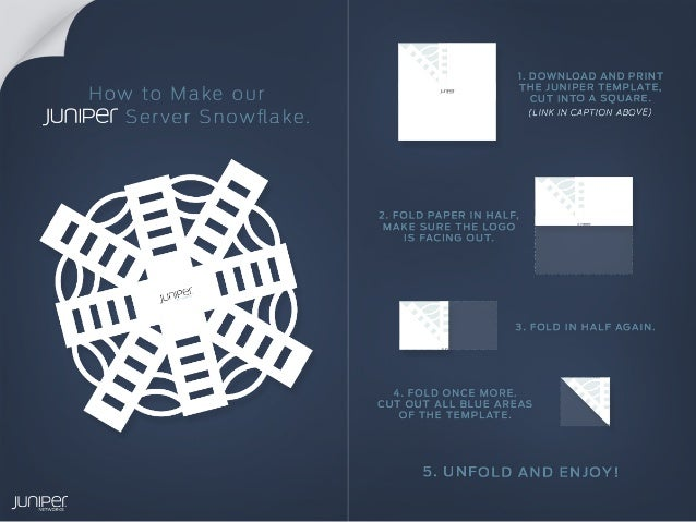 Juniper Snowflake