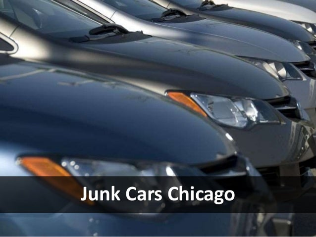 Junk Cars Parts Chicago