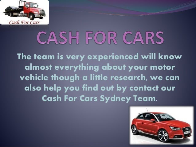 The team is very experienced will know almost everything about your motor vehicle though a little research, we can also he...