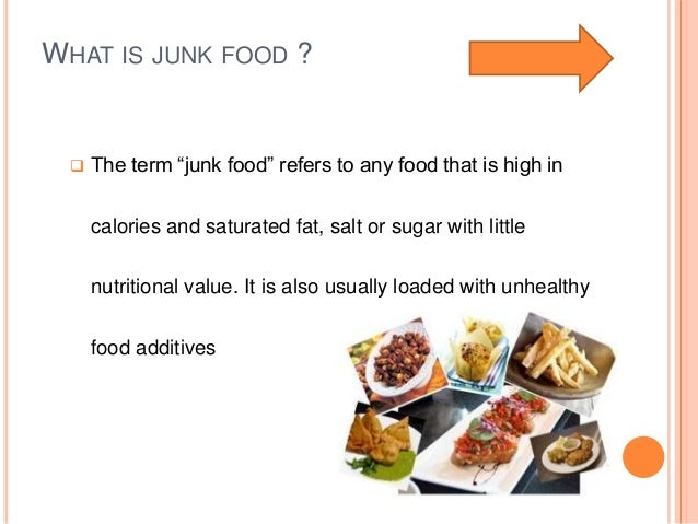 About Healthy Food Food Habits And Junk Food