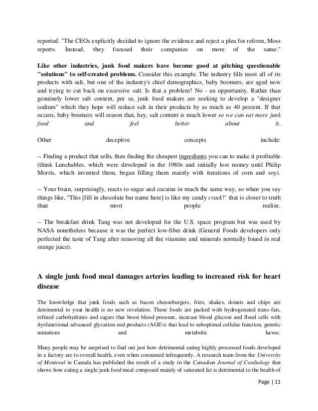 Compare Contrast Essay Examples Food Surveys - image 6