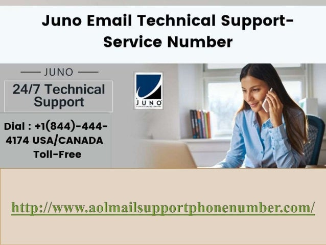 Juno Email Tech Support Technical Phone Number