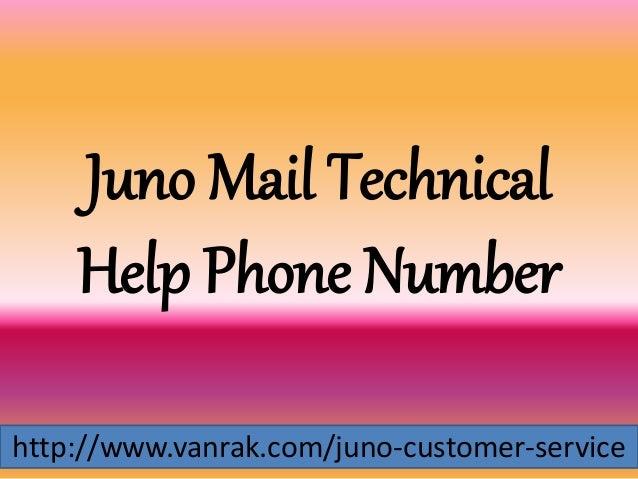 Juno customer Service 1-888-828-5947 Phone Number Slide 2