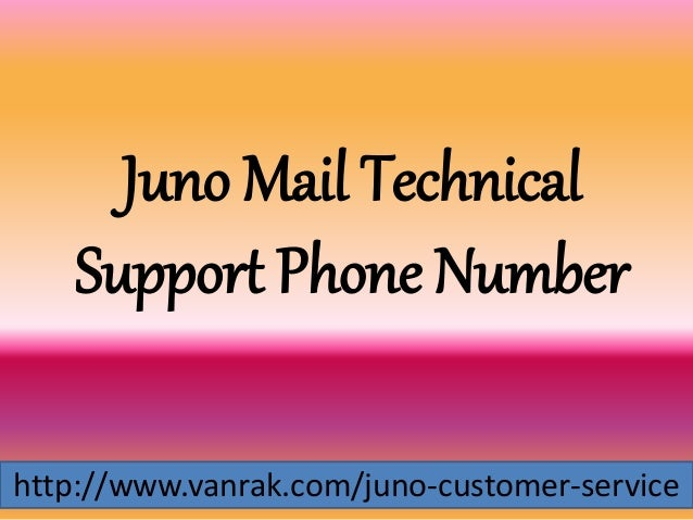 Juno customer Service 1-888-828-5947 Phone Number Slide 3