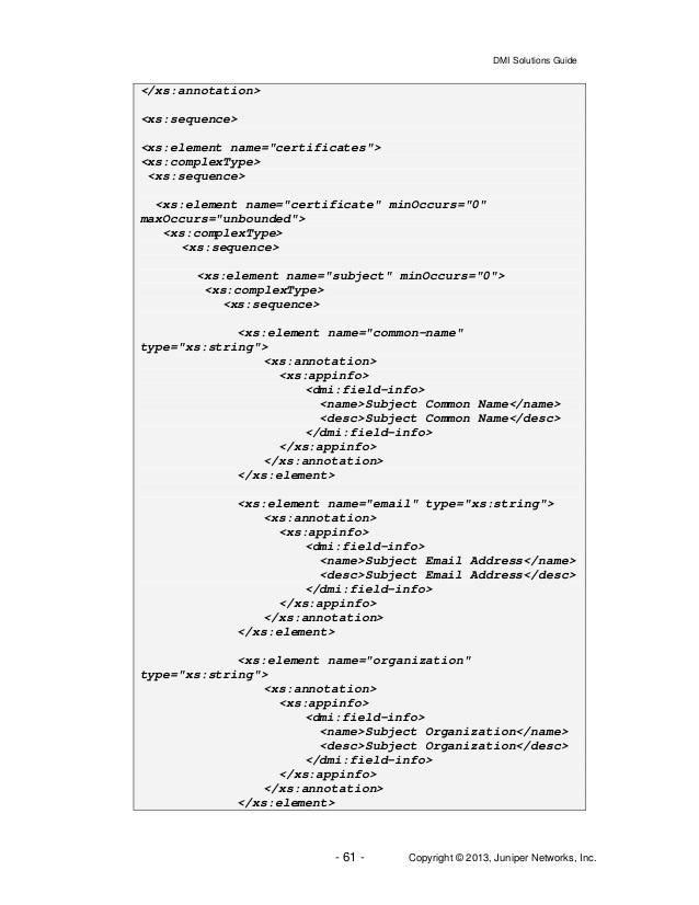 Junos pulse-secure-access-service-dmi-solution-guide