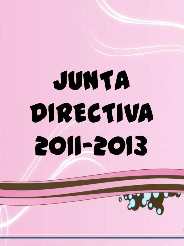 JUNTADIRECTIVA2011-2013