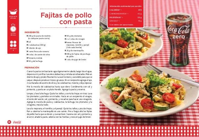 Recetas para una comida equilibrada y deliciosa for Resetas para comidas