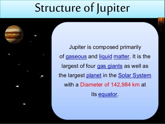 short note on jupiter planet