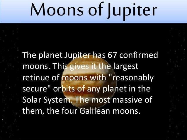 Orbit and Rotation of Jupiter