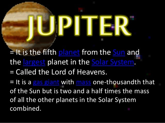 There is no single person who is credited with the discovery of Jupiter. Jupiter is one of the five planets that can be se...