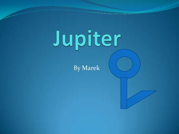 Jupiter<br />By Marek<br />