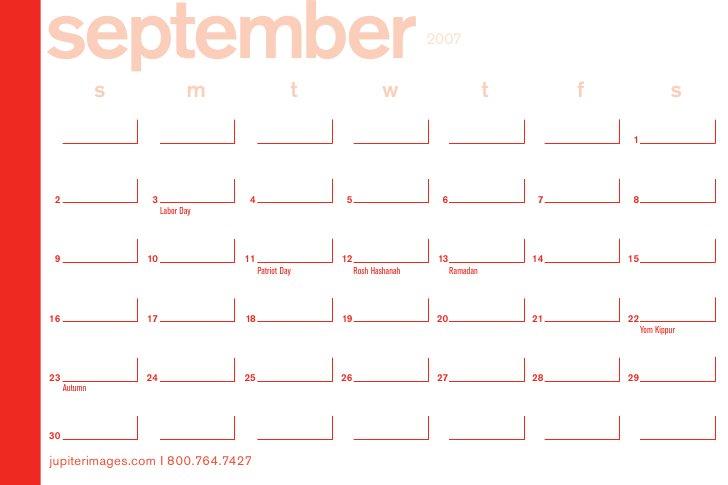 september     s               m                   t               w                                                       ...