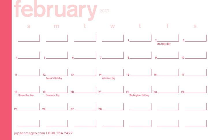 february      s                      m                 t                                                            2007  ...