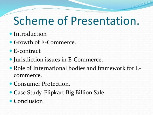 online commerce and consumer protection essay Consumer protection would serve to cushion the possible negative effects of e-commerce, and in fact could serve as a spur to the growth of e-commerce what is online consumer protection.