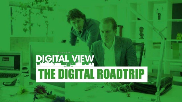 THE DIGITAL ROADTRIP