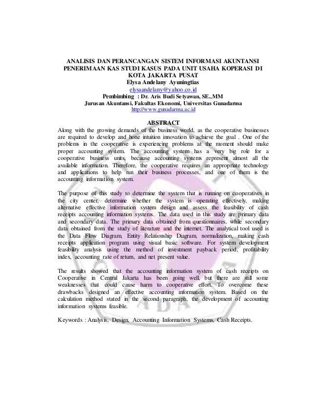 Contoh Jurnal Sistem Informasi Manajemen Pdf - Rungon b
