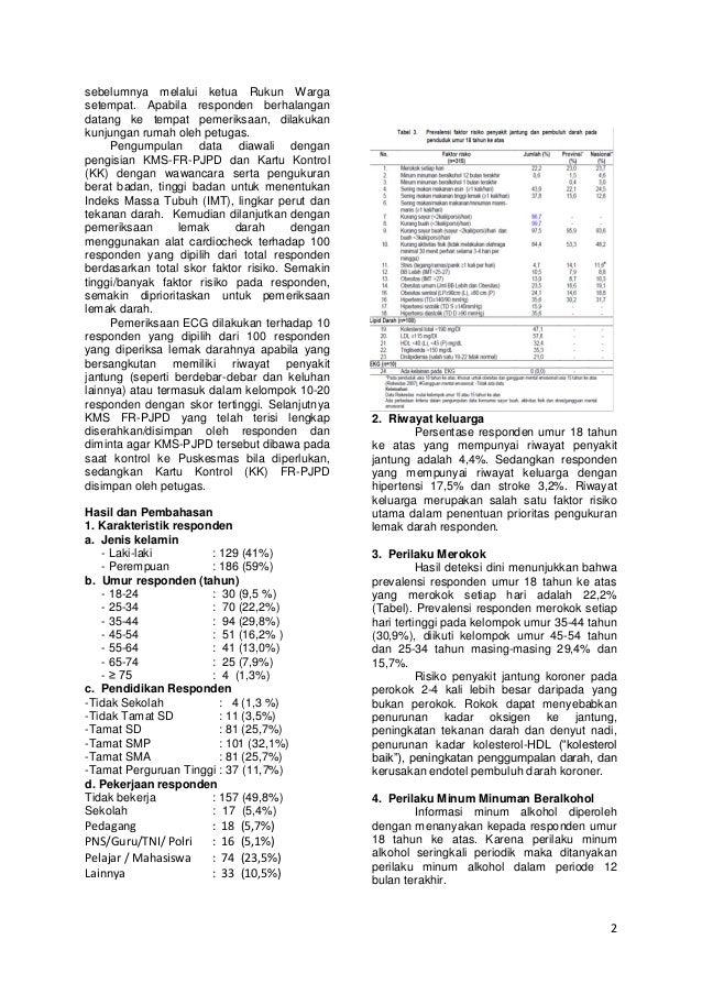 Jurnal Ditjen PP dan PL Kemenkes RI Tahun 2011