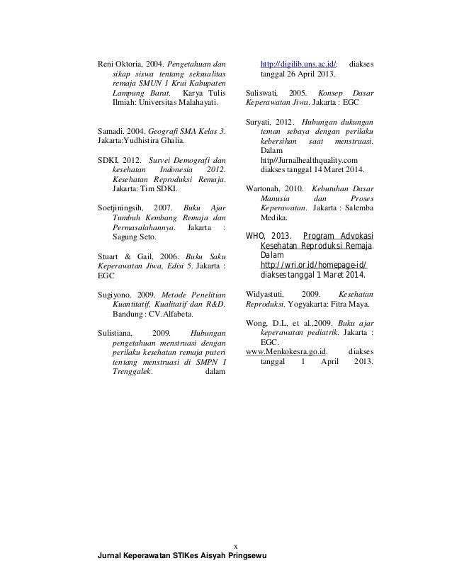 Jurnal Gizi : Nutritions Journal