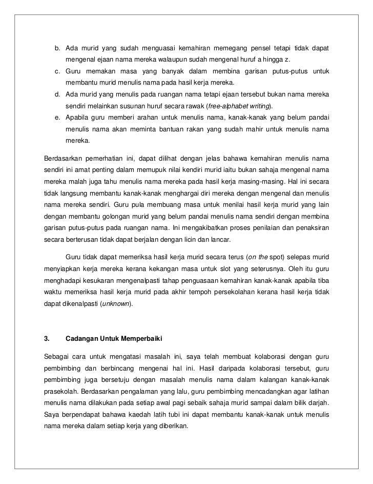 Contoh Penulisan Jurnal Mingguan Praktikum