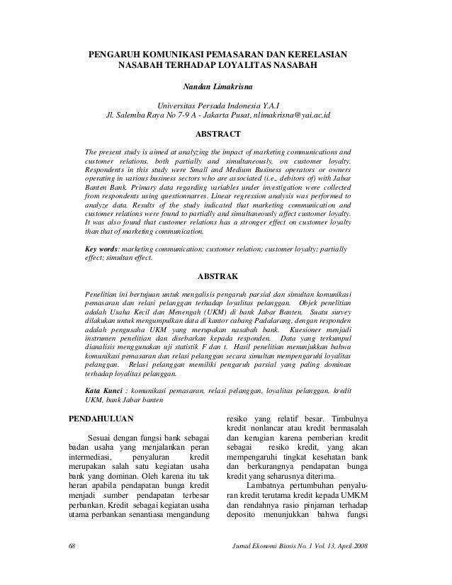 Jurnal Nasional Akreditasi 8 Sk Dikti No 110 Dikti Kep Desember20