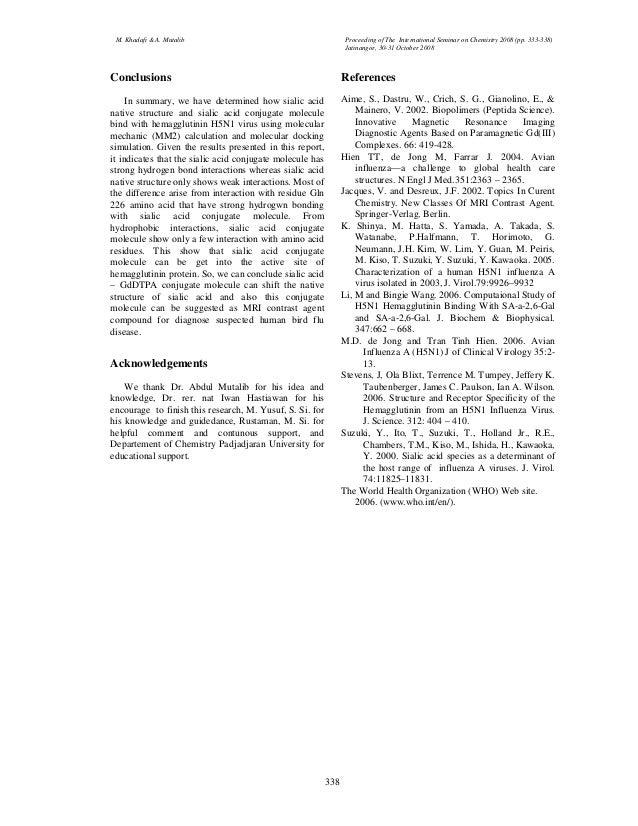 M. Khadafi & A. Mutalib Proceeding of The International Seminar on Chemistry 2008 (pp. 333-338) Jatinangor, 30-31 October ...