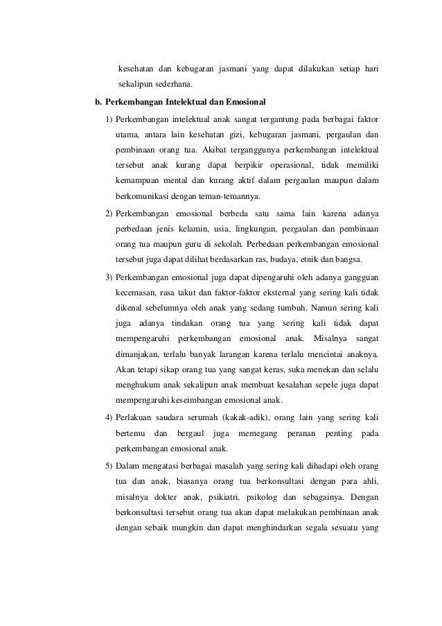 Jurnal Perkembangan Anak Usia Sekolah Jurnal Perkembangan Bahasa Anak Usia Dini Pdf Jurnal