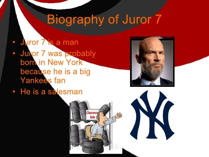 jury in twelve angry men essay 12 angry men summary the play is set in a new york city court of law jury room in 1957 the play opens to the empty jury room, and the judge's voice is heard, giving a set of final instructions to the jurors.