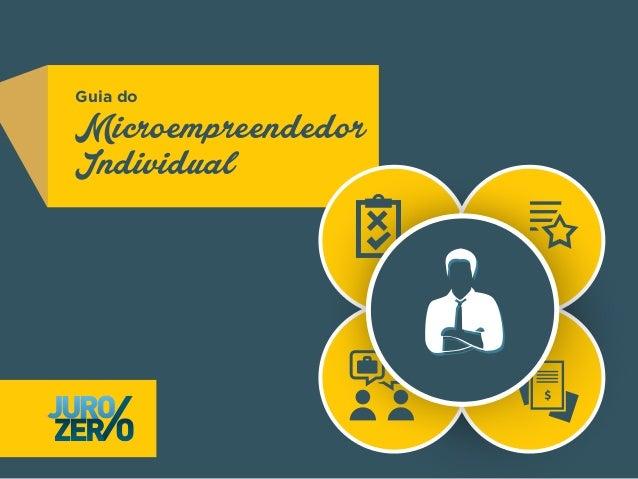 Guia do Microempreendedor Individual