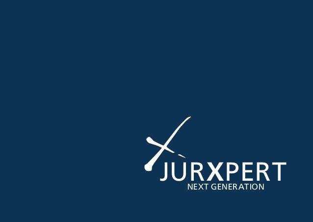 JURXPERTXNEXT GENERATION