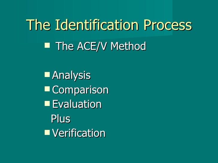 Friction Skin Identification