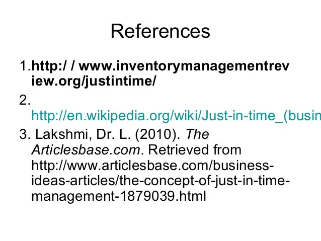 just-in-time inventory method essay Danger and play essays on embracing masculinity epub research paper on amoeba distributed operating system essay 26 january 1950  just in time inventory management .