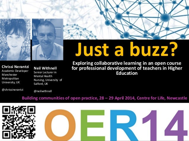Just a buzz?Exploring collaborative learning in an open course for professional development of teachers in Higher Educatio...
