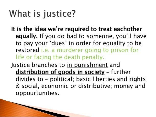 Justice Slide 2