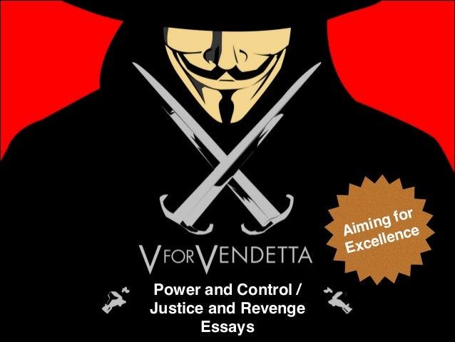 V for vendetta evey essays