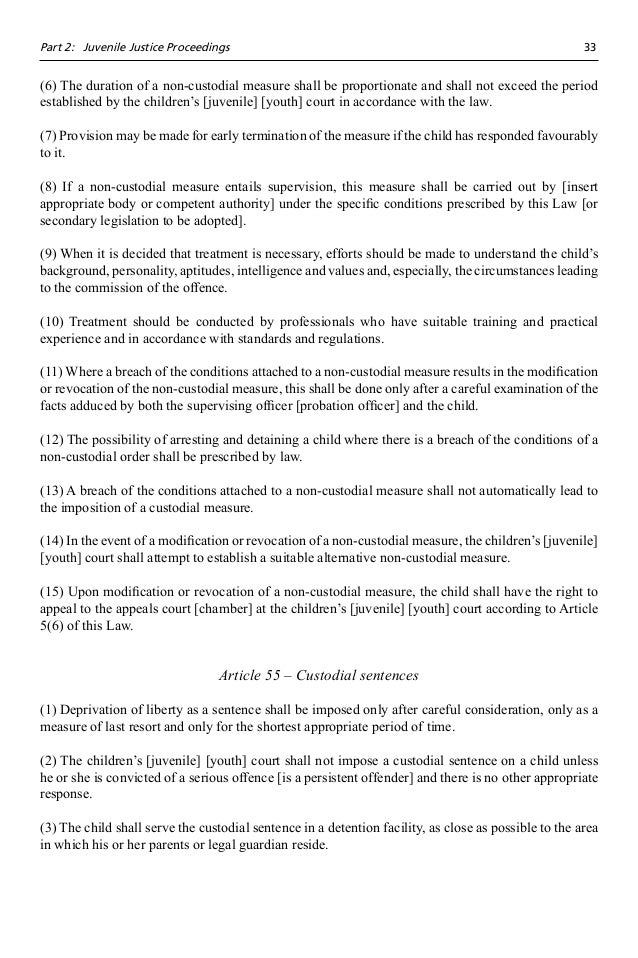 children in conflict to the law 2018-6-3 children in conflict with law in india  problems affecting not only on children with conflict in law but it affects families, communities, and society.