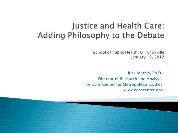 Rick Mathis, Ph.D.       Director of Research and AnalysisThe Ochs Center for Metropolitan Studies                    www....