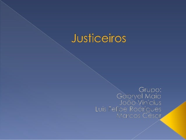 Justiceiros