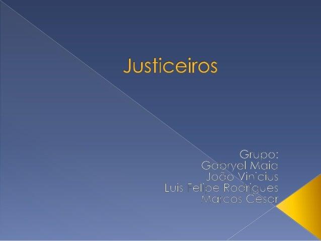 Justiceiros
