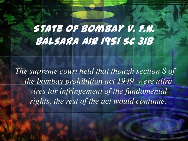 The Bombay Prohibition Act 1949 Pdf