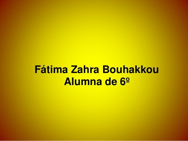 Justicia Fatima B