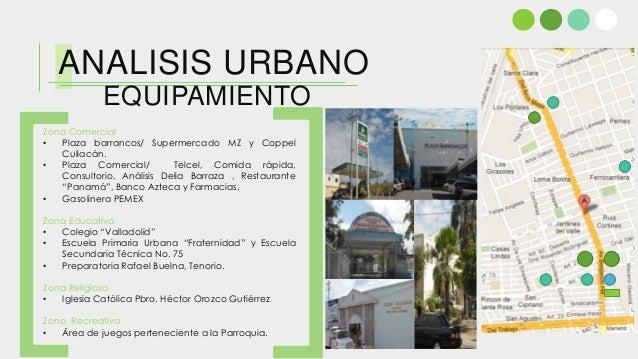 Justificacion de terreno for Equipamiento urbano arquitectura pdf