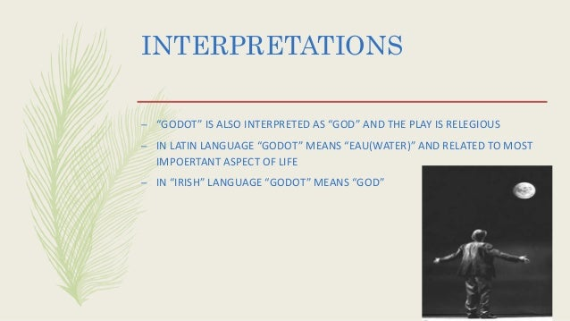 significance of the title waiting for godot